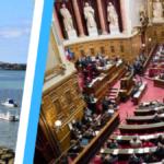 Table ronde sur le thème « aménagement, égalité, cohésion des territoires : comment concilier métropolisation et développement territorial équilibré ? »